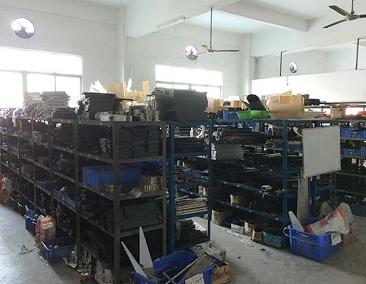 杰森自动化设备公司工厂展示