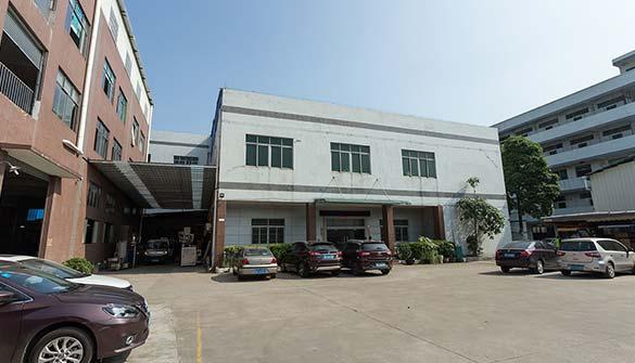 佛山市杰森自动化设备有限公司位于中国机械中心