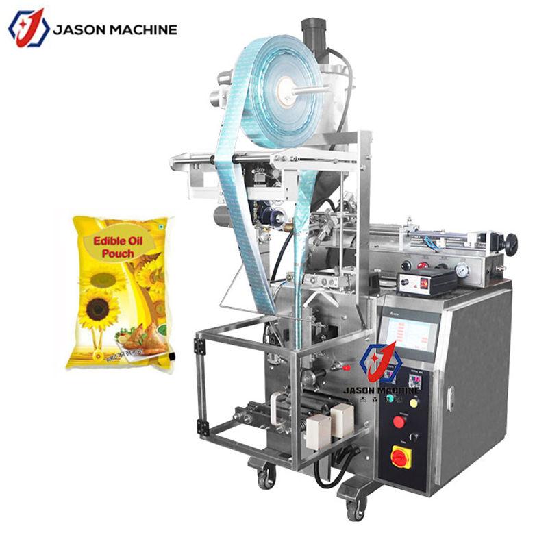 全自动化小袋蜂蜜食品包装机 酱料花生油汤料调味料液体包装机