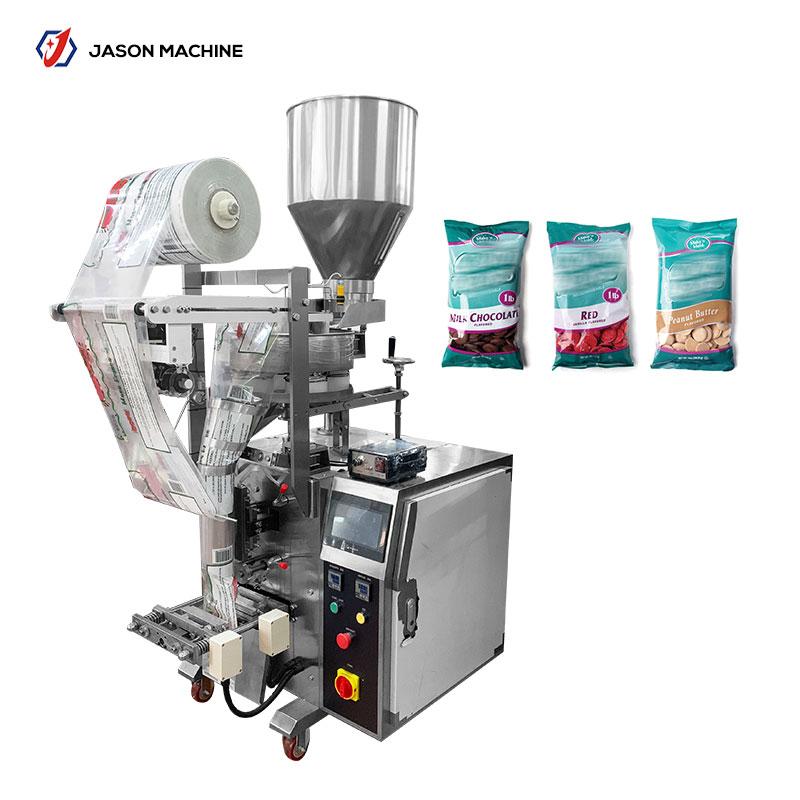 炭烧腰果仁包装机葡萄干包装机小袋装坚果食品颗粒包装机