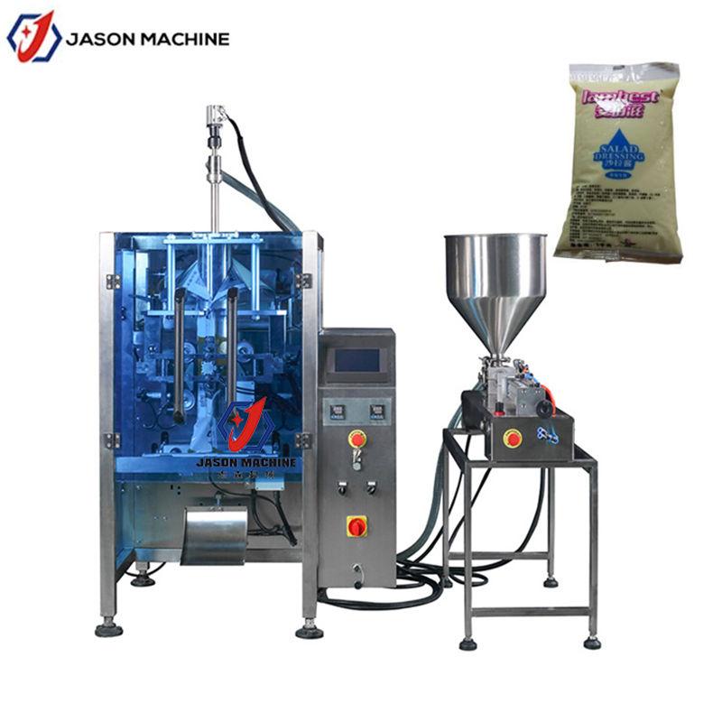 厂家按需定制工业明胶包装机自动计量大袋装1.5kg液体包装机