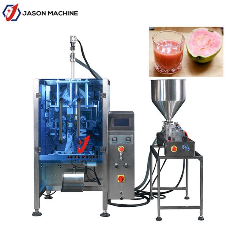 厂家直销多功能液体包装机 袋装即饮果汁包装机 果汁饮品包装机
